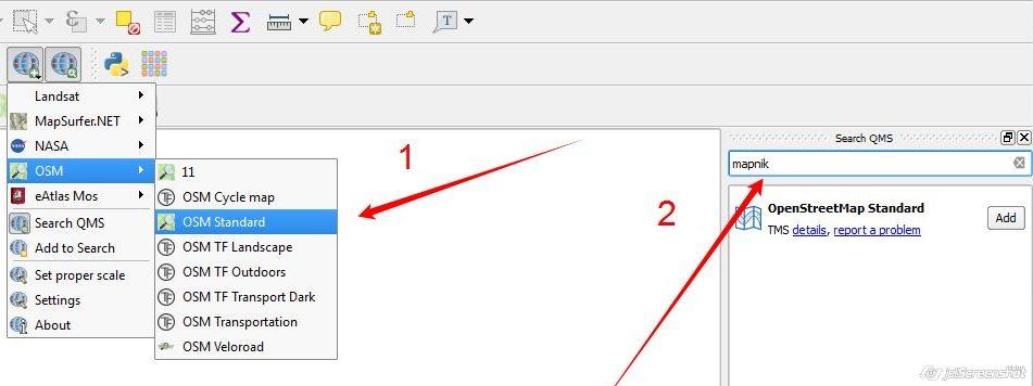 QuickMapServices: easy basemaps in QGIS | NextGIS